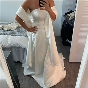Maggie Sotterro couture wedding or prom dress